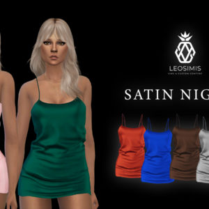 Leosims com -New – Sims 4 Custom Content